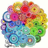 Раскраска Secret Garden для развития творческого мышления в наборе 4 книги, фото 1