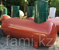Резервуар РЕАЛ 4,6-НОЕ объем 4,6 м3,диаметр 1200 мм