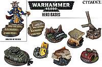 Warhammer 40,000: Hero bases (Вархаммер 40,000: Подставки героев)