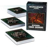 Chaos Daemons: Datacards (Демоны Хаоса: Датакарты) (Eng)