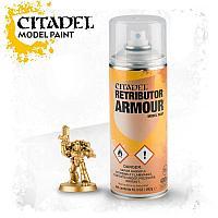 Spray: Retributor Armour (Спрей-грунтовка: Броня Воздаятелей). 400 мл.
