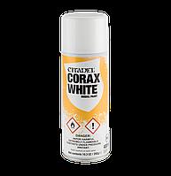 Spray: Corax White (Спрей-грунтовка: Белый Коракс). 400 мл.