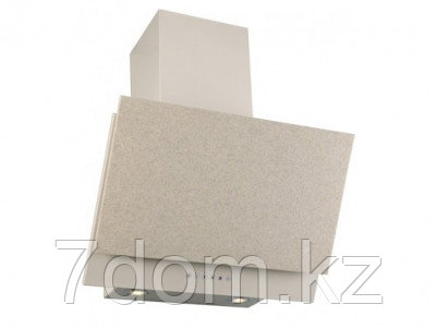 Вытяжка ELIKOR экранная Рубин Stone S4 60П-700 топ.молоко/sanded sahara, фото 2
