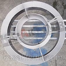 КО-6 виброформа (h-60) для производства плит перекрытия колец, фото 3
