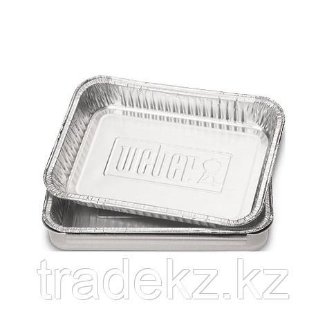 Алюминиевые поддоны, малые (10 штук) Weber, фото 2