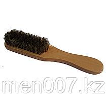 Щетка для бороды деревянная