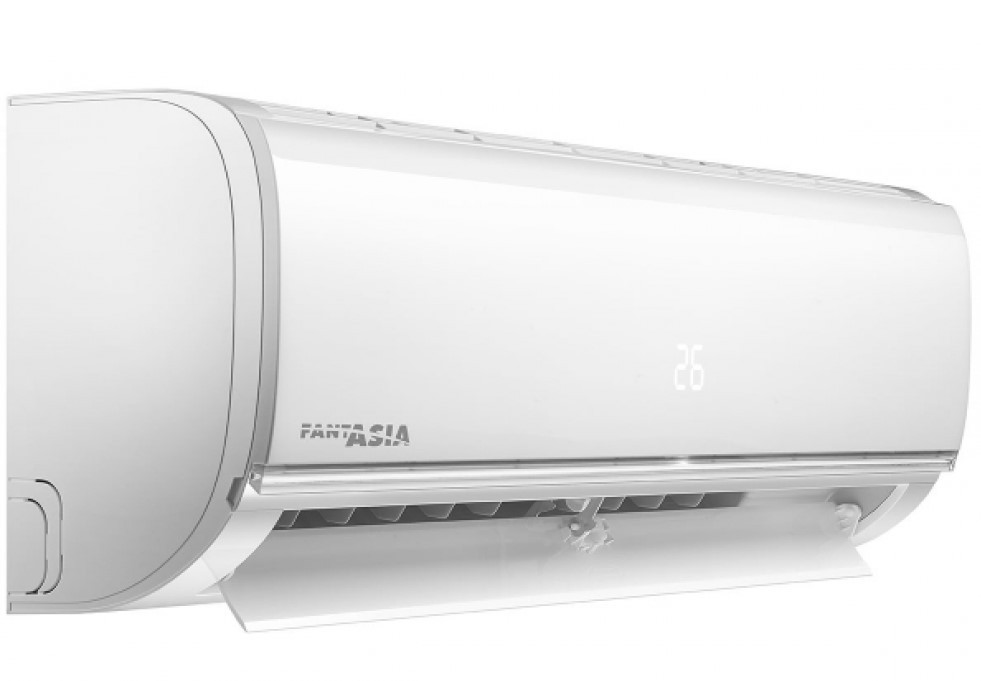 Кондиционер Fantasia FWFI-24HRN1/FWOI-24HN1 белый