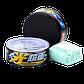 Полироль для маскировки царапин на кузове автомобиля(для темны авто)New Sckratch Clear wax-MirrorFinish SOFT99, фото 2