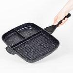 Универсальная сковорода Nice Cooker Classic Series 32х26х3,5 см 1,6 л, фото 4