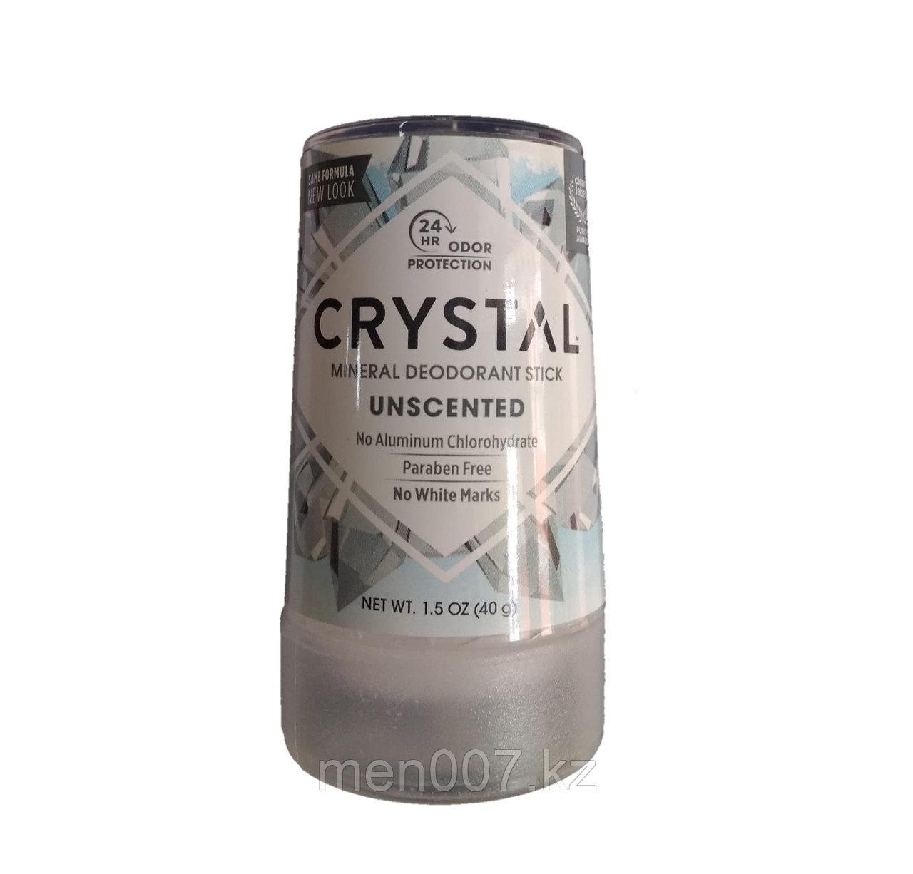 Crystal Минеральный дезодорант-карандаш(антиперспирант) 40 г