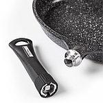 Сковорода овальная NIce Cooker Lock Series 36x26x5,1 см 2,5 л, фото 5