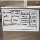 Вафельница для гонконгских вафель HХ-6, фото 4
