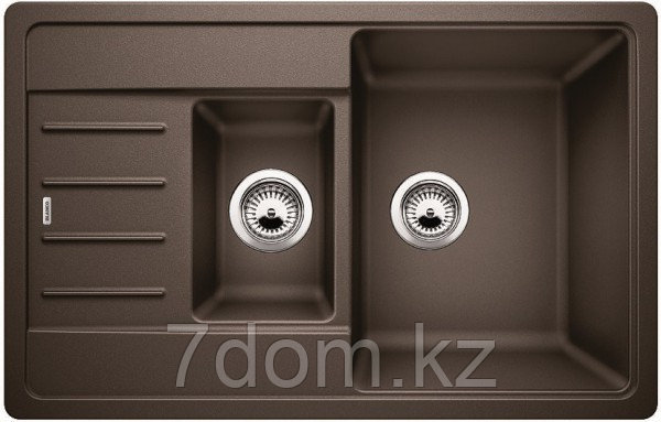 Кухонная мойка Blanco Legra 6S compact кофе (521307)