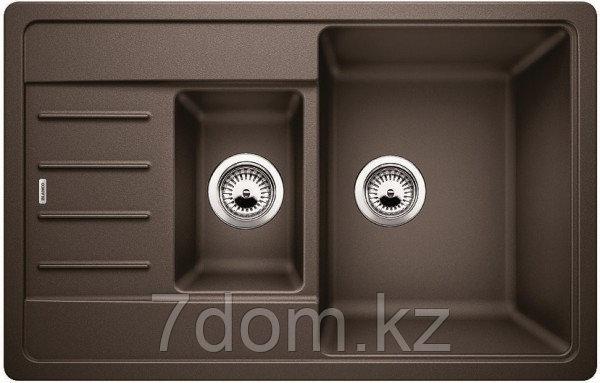 Кухонная мойка Blanco Legra 6S compact кофе (521307), фото 2