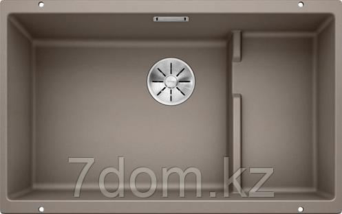 Кухонная мойка Blanco Subline 700-U Level серый беж (523545), фото 2