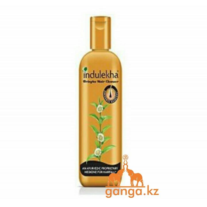 Шампунь Индулекха против выпадения волос (Indulekha Bringha Hair Cleanser), 100 мл