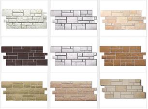 Фасадные панели BURG ( Мрамор) Коллекция Döcke-R