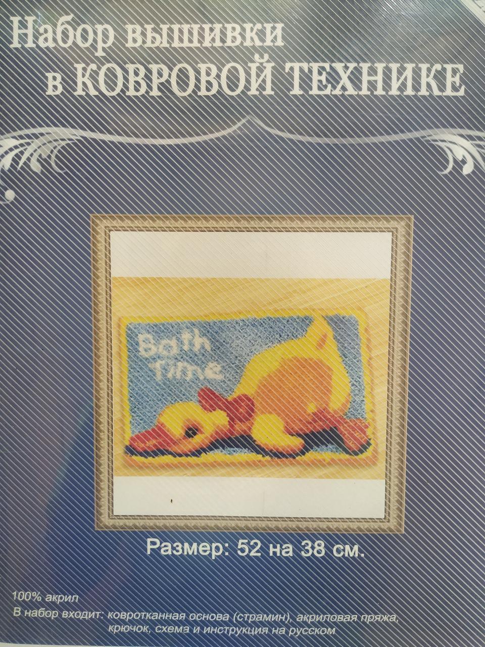 Вышивка в ковровой технике  , 52x38 cm