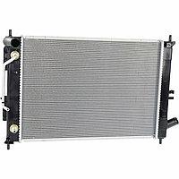 Радиатор охлаждения Hyundai Elantra. MD