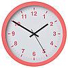 Часы настенные ЧАЛЛА розовый 28 см ИКЕА, IKEA