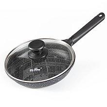 Сковорода с крышкой Nice Cooker Pallas Series 24x5,3 см 1,7 л