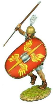 Коллекционный солдатик. Слава Рима. Римский Легионер с Пилумом #3