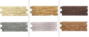 Фасадные панели STEIN (Песчаник) Коллекция Döcke-R