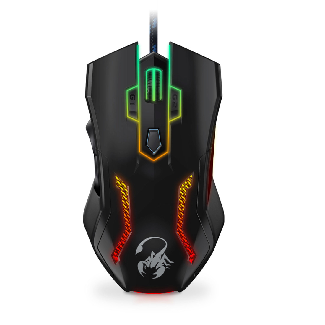 Компьютерная мышь Genius Scorpion Spear Pro RGB (Black)
