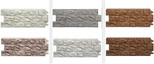 Фасадные панели FELS (Камень) Коллекция Döcke-R
