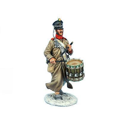 Коллекционный солдатик, Наполеоновские войны. Барабанщик 13-ого уланского Владимирского полка