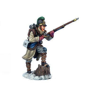 Коллекционный солдатик, Наполеоновские войны. Солдат 1-го полка пеших егерей Императорской гвардии