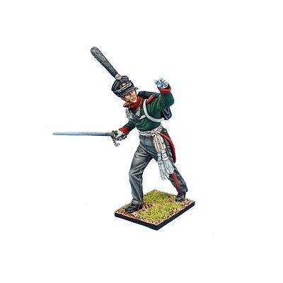 Коллекционный солдатик, Наполеоновские войны. Офицер Павловского гренадерского полка