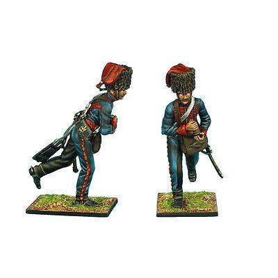 Коллекционный солдатик, Наполеоновские войны. Канонир полка конной артиллерии со снарядом