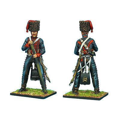 Коллекционный солдатик, Наполеоновские войны. Канонир полка конной артиллерии с ганшпугом
