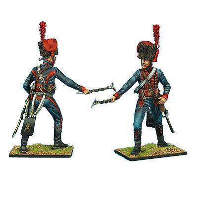 Коллекционный солдатик, Наполеоновские войны. Канонир полка конной артиллерии с воспламенителем