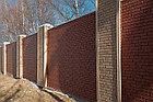 Фасадные панели Ю-Пласт Stone House Кирпич (коричневый), фото 3