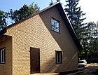 Фасадные панели Ю-Пласт Stone House Кирпич (коричневый), фото 5