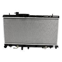 Радиатор охлаждения Subaru Legacy. IV пок.