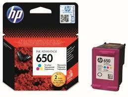 Картридж HP №650, Color original, фото 2
