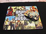 Мышь и коврик GTA 5 (Игровой набор), фото 2