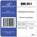 Натуральная калька для плоттеров.  Albeo Q90-24-1, фото 3