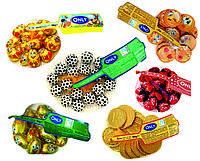 Фигурные шоколадные конфеты Only в ассортименте в сетке 100 гр., фото 1