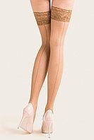 Чулки Calze Linette 20 ден со швом вдоль ноги