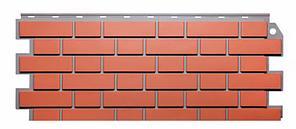 Фасадные панели Керамический 1130x463 мм ( 0,47 м2) Кирпич облицовочный  FINEBER