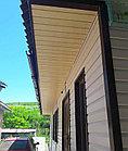 Софит классический Ю-Пласт (коричневый), фото 5