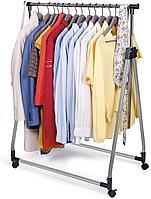 Tatkraft HALLAND Складная стойка для одежды. L89xH99-167xD49 cm