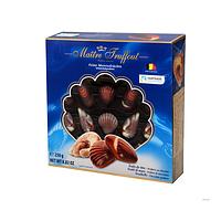 Шоколадные конфеты Maitre Truffout Ракушки 250 гр.