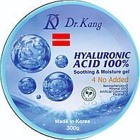 Гель 300мл универсальный с гиалуроновой кислотой DR KANG Soothing Gel Hyaluronic Acid 100%