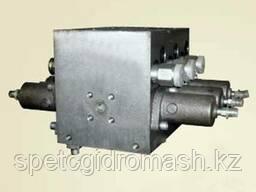 Гидроаппарат регулирующий 5124-09-11-000-7; 3-х золотн. Гидрораспределитель мотора