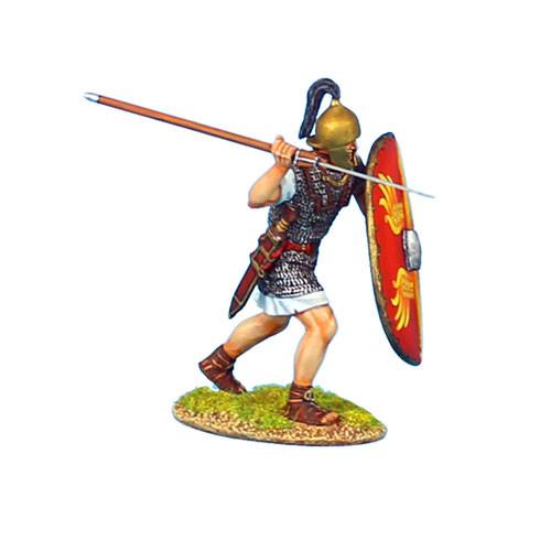 Коллекционный солдатик. Слава Рима. Римский Легионер с Пилумом #1